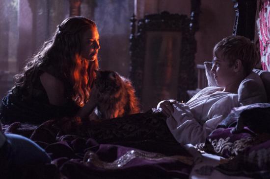 Margaery y Tommen